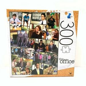 The Office Collage Dunder Mifflin Scenes 300 Piece